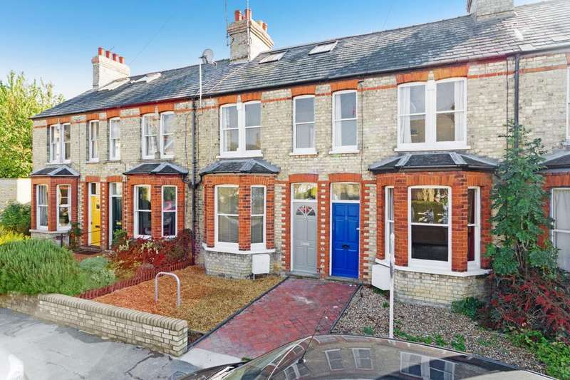 3 Bedrooms Terraced House for rent in Sydenham Terrace, Halifax Road, Cambridge