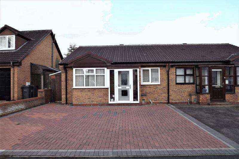 2 Bedrooms Semi Detached Bungalow for sale in Welshmans Hill, Sutton Coldfield