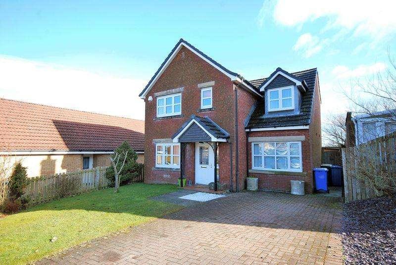 4 Bedrooms Detached Villa House for sale in 71 Highpark Road, Coylton, KA6 6QL