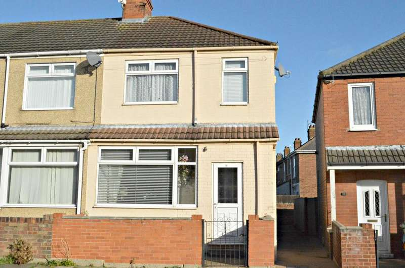 3 Bedrooms End Of Terrace House for sale in Spring Bank, Grimsby, North East Lincolnshire, DN34
