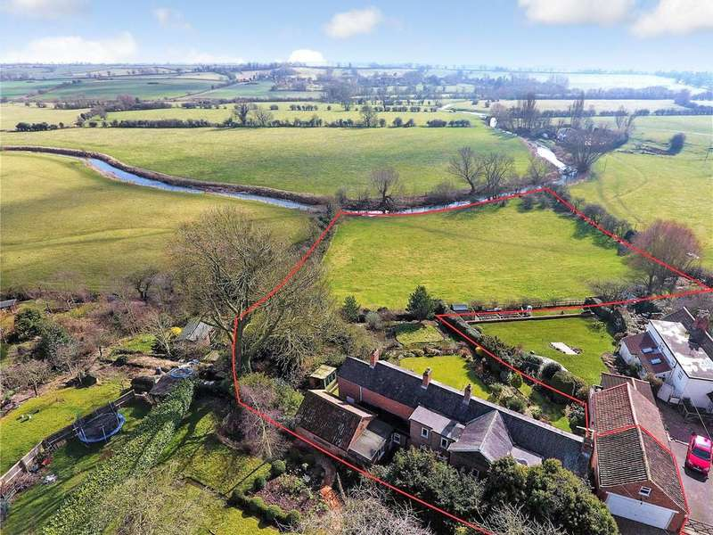 4 Bedrooms Detached House for sale in Main Street, Hoby, Melton Mowbray