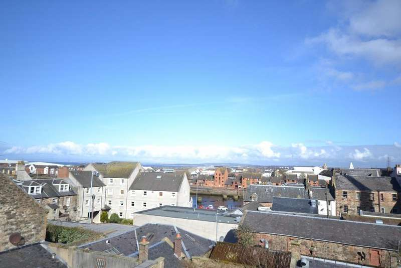 2 Bedrooms Apartment Flat for sale in 7G Academy Street, Ayr, KA7 1HS