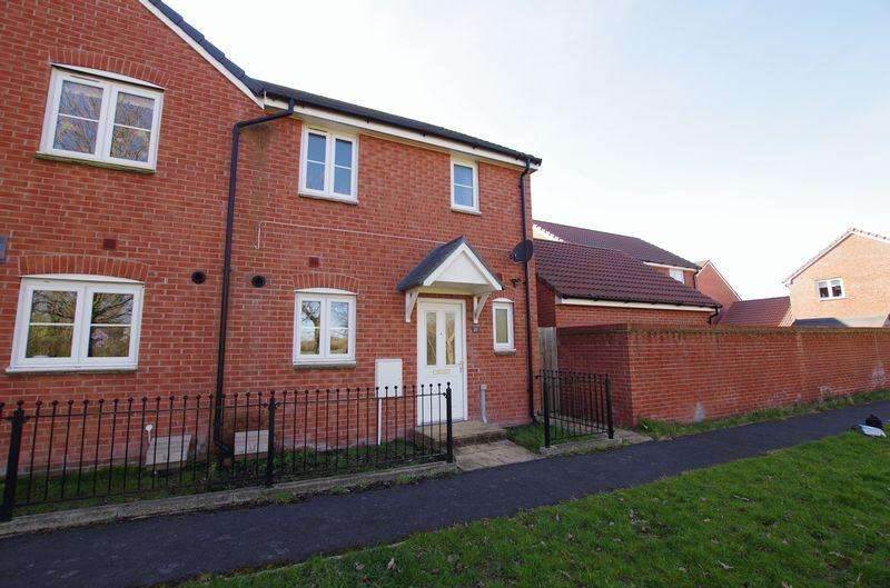 3 Bedrooms Semi Detached House for rent in Millstone Close, Weston Village