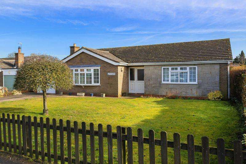 3 Bedrooms Bungalow for sale in Hemingby Lane, Horncastle