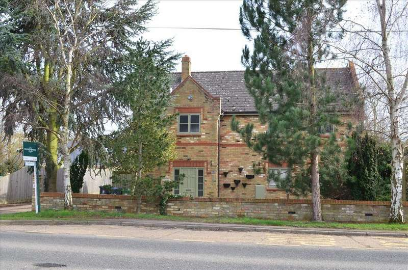4 Bedrooms Detached House for sale in Cambridge Road, WIMPOLE, SG8