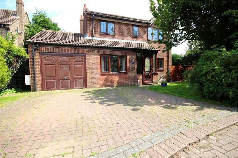 4 Bedrooms Detached House for sale in Scotts Garth Close, Tickton, Beverley, HU17