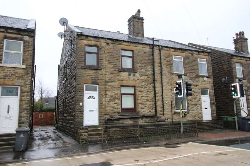 2 Bedrooms Terraced House for sale in Leeds Road, Dewsbury, WF12
