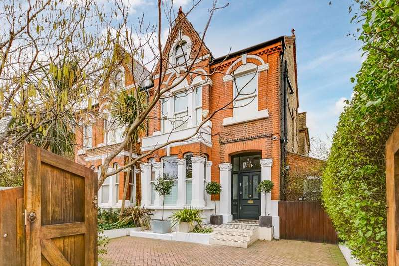 5 Bedrooms House for sale in Chiswick Lane, Chiswick W4