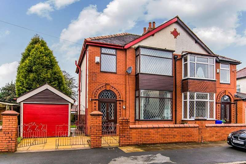 3 Bedrooms Semi Detached House for sale in Kenilworth Grove, Audenshaw, MANCHESTER, M34