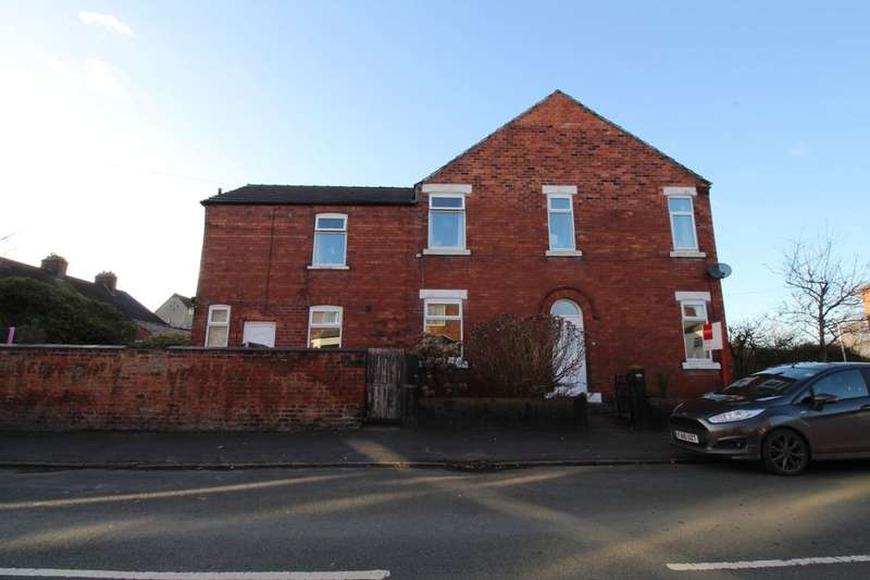 3 Bedrooms Semi Detached House for sale in Mond Street, Barnton, Northwich, CW8