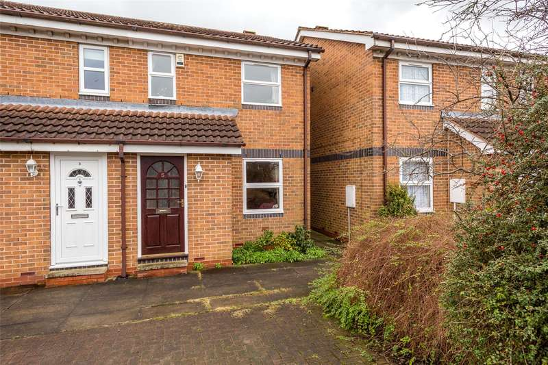 2 Bedrooms End Of Terrace House for sale in Minter Close, York, YO24