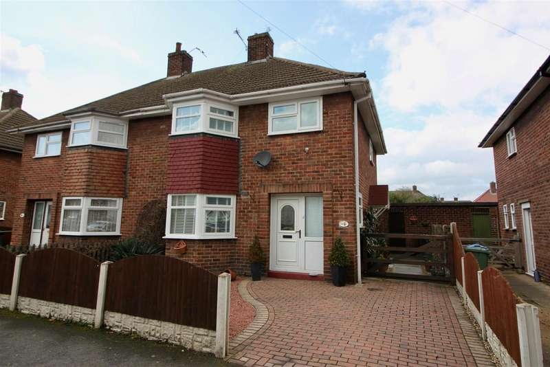 3 Bedrooms Detached House for sale in Trinity Road, Retford