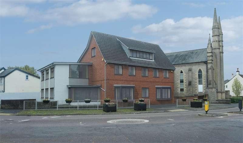1 Bedroom Flat for sale in Farnham House, RINGWOOD