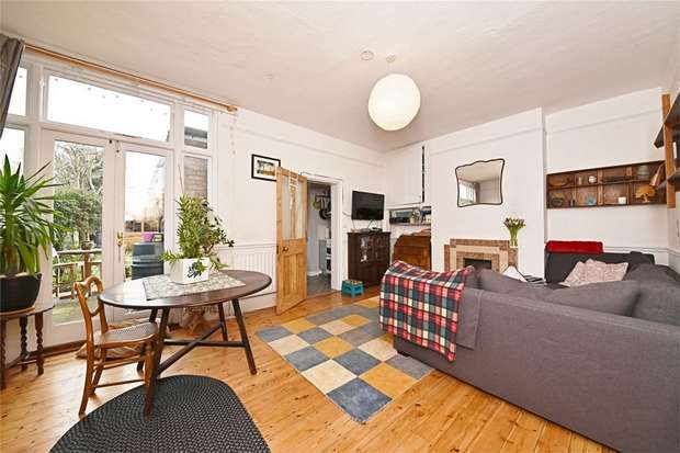 1 Bedroom Flat for sale in Chandos Road, East Finchley, N2