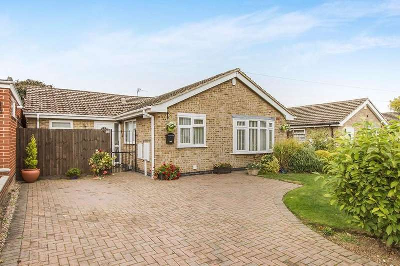 3 Bedrooms Detached Bungalow for sale in Braddon Road, Loughborough, LE11