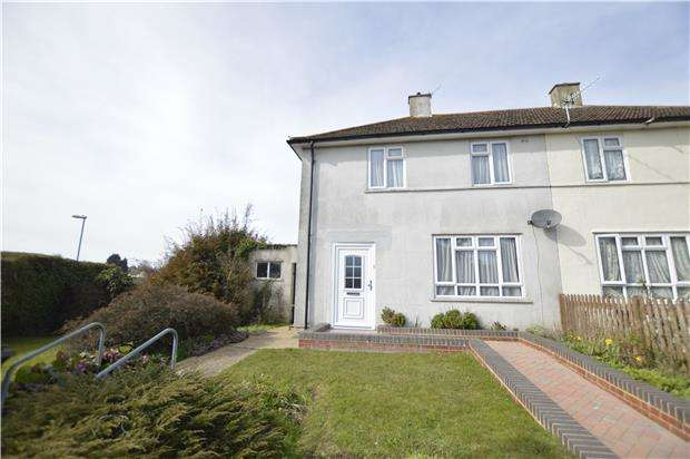 2 Bedrooms Semi Detached House for sale in Bristol Road, St Leonards-On-Sea, East Sussex, TN38 9EW