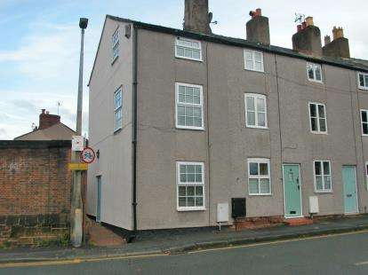 2 Bedrooms End Of Terrace House for sale in Park Street, Neston, Cheshire, CH64