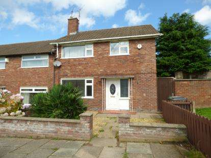 3 Bedrooms End Of Terrace House for sale in Prenton Hall Road, Prenton, Wirral, CH43