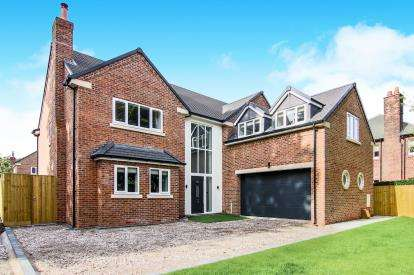 5 Bedrooms Detached House for sale in Vyner Road South, Prenton, Wirral, CH43