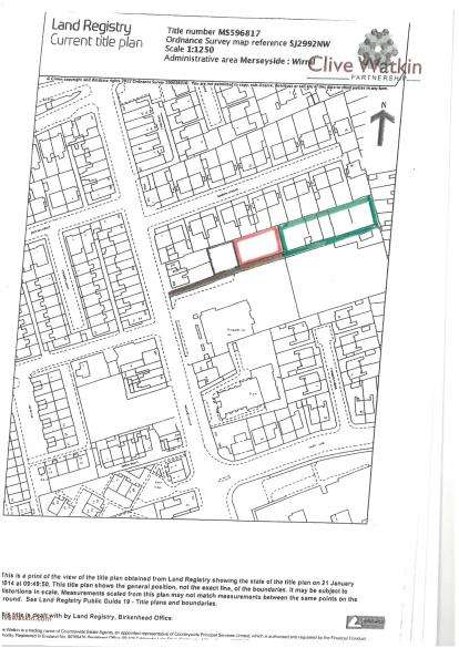 Land Commercial for sale in Wallasey Village, Wallasey, CH45