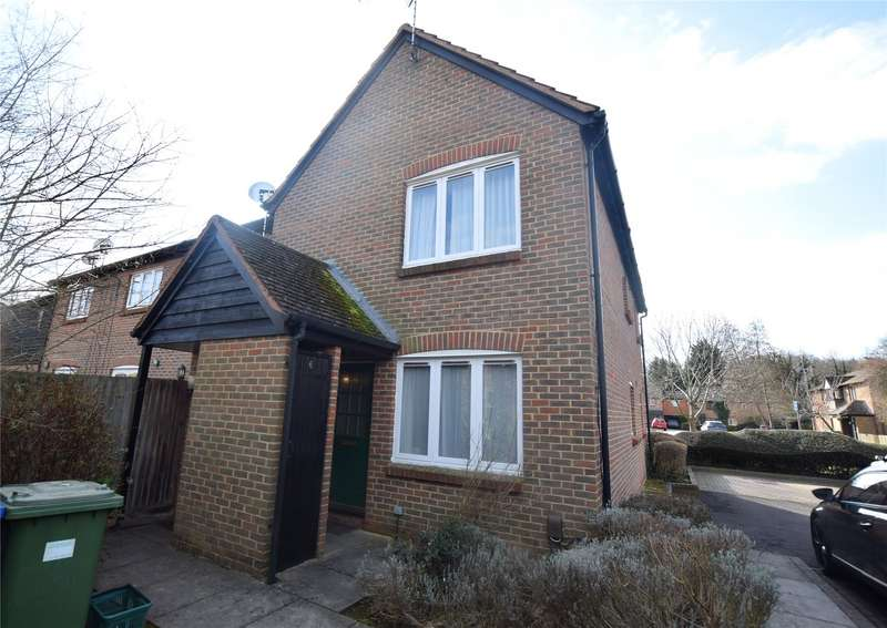 1 Bedroom Maisonette Flat for sale in Hamlet Street, Warfield, Berkshire, RG42