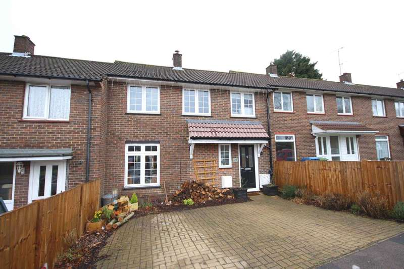 3 Bedrooms Terraced House for sale in Mainprize Road, Bracknell