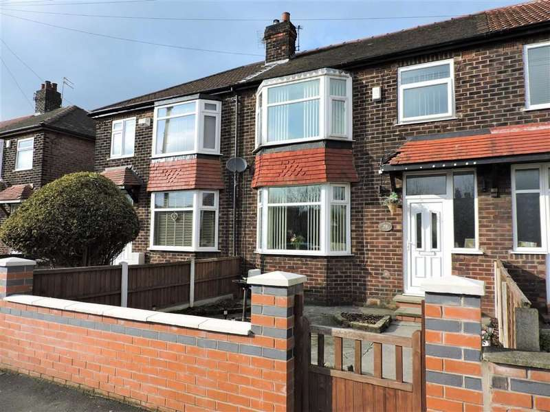3 Bedrooms Terraced House for sale in Crayfield Road, Levenshulme, Manchester