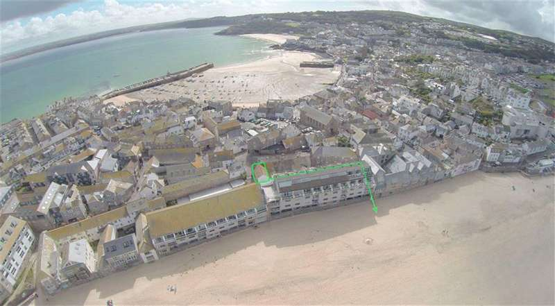 2 Bedrooms Maisonette Flat for sale in Piazza, St Ives