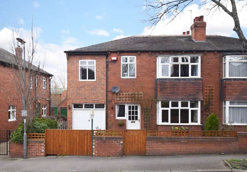 5 Bedrooms Semi Detached House for sale in Oxford Road, St Johns, Wakefield