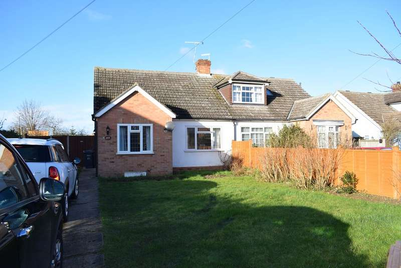 2 Bedrooms Semi Detached Bungalow for sale in Arbour Lane, Chelmsford