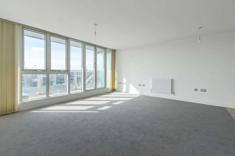 2 Bedrooms Flat for rent in Rayleigh Road, Docklands, E16