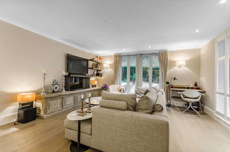 2 Bedrooms Flat for sale in Coleridge Gardens, Chelsea, SW10