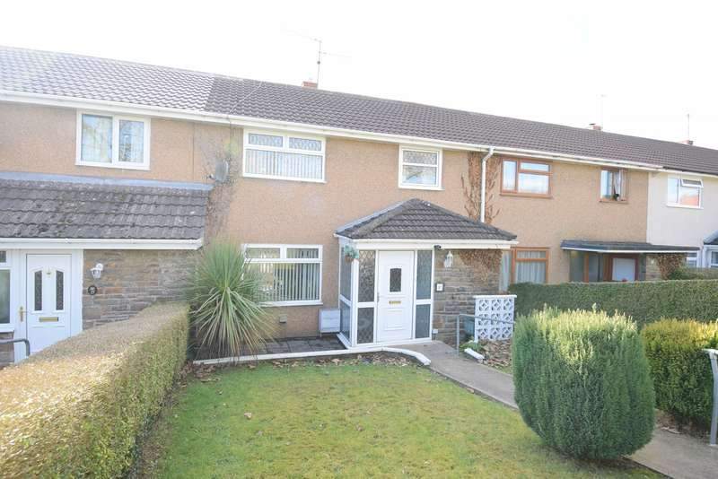 3 Bedrooms Terraced House for sale in Field View Road, Croesyceiliog, Cwmbran, NP44