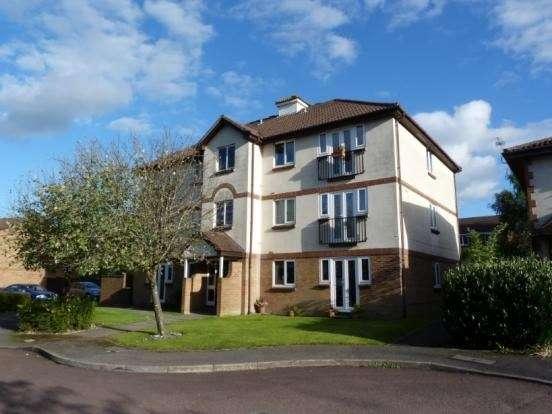 2 Bedrooms Apartment Flat for sale in Lapin Lane, Hatch Warren, Basingstoke, RG22