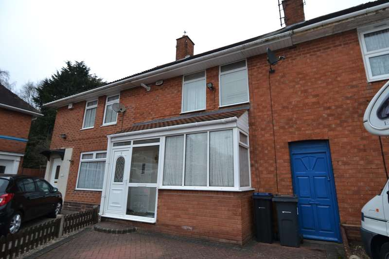 3 Bedrooms Terraced House for rent in Fawley Grove, Birmingham, B14
