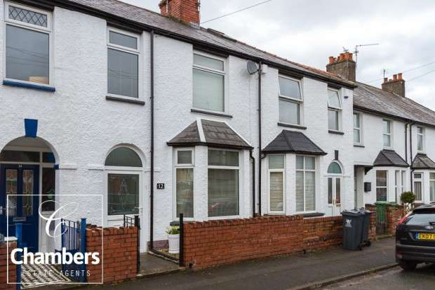 3 Bedrooms Terraced House for sale in Beatrice Road, Whitchurch, Cardiff, CF14