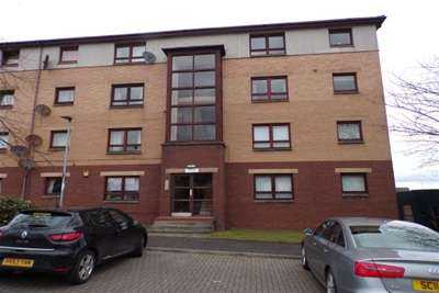 2 Bedrooms Flat for rent in Caledonia Court, Paisley