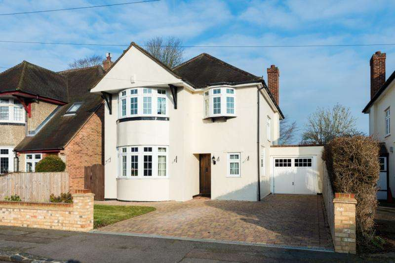 4 Bedrooms Detached House for sale in Hayward Road, Oxford