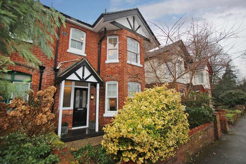 3 Bedrooms Semi Detached House for sale in Upper Shirley, Southampton