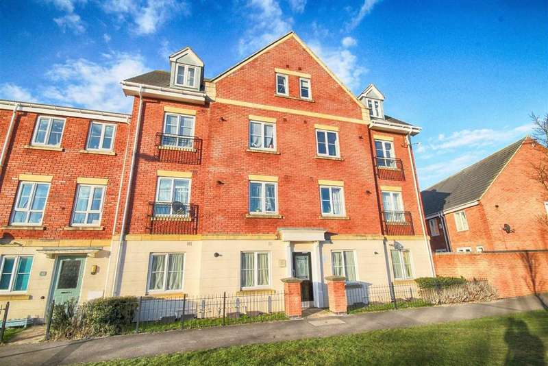2 Bedrooms Flat for sale in Pilgrove Way, Hayden, Cheltenham, GL51