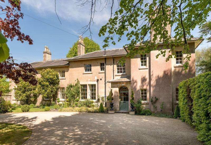 6 Bedrooms Detached House for sale in Skinners Hill, Camerton, Bath, BA2