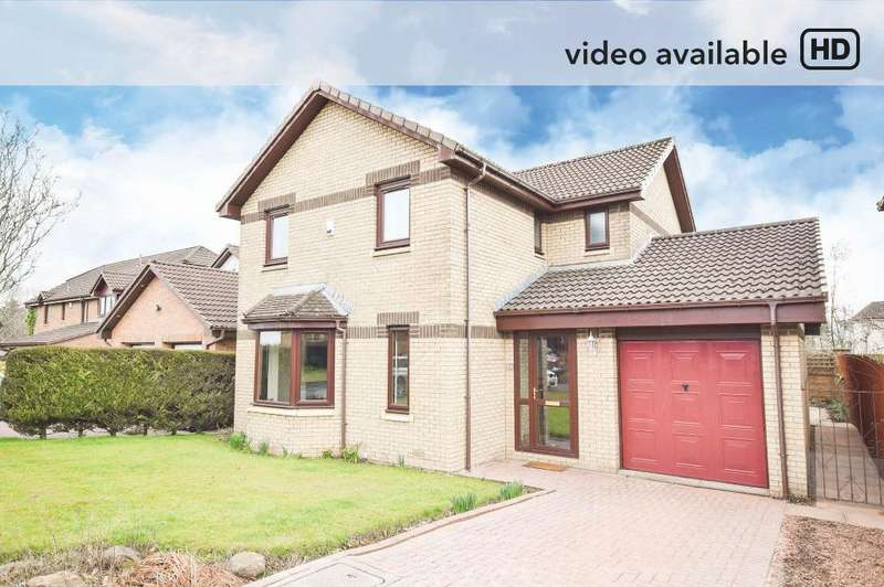 4 Bedrooms Detached House for sale in Waterside Avenue, Newton Mearns, Glasgow, G77 6TJ