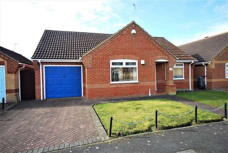 2 Bedrooms Detached Bungalow for sale in Clydesdale Crescent, Spalding
