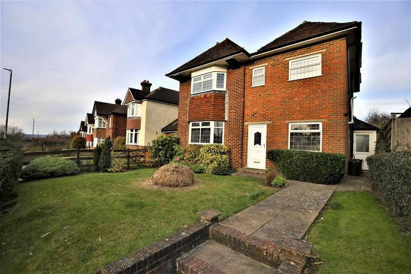 4 Bedrooms Detached House for sale in Loose Road, Maidstone