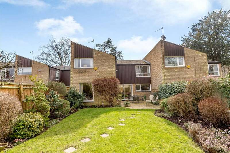 3 Bedrooms Terraced House for sale in Marsham Lodge, Marsham Lane, Gerrards Cross, Buckinghamshire