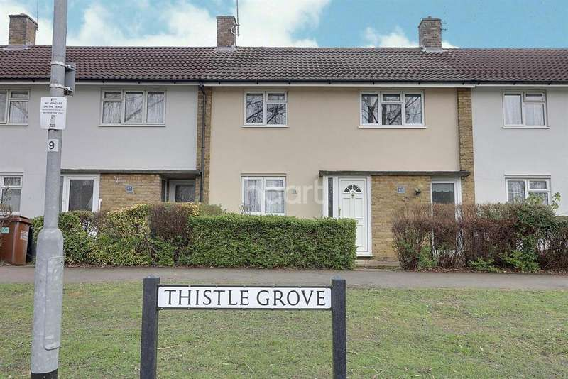 2 Bedrooms Terraced House for sale in Thistle Grove