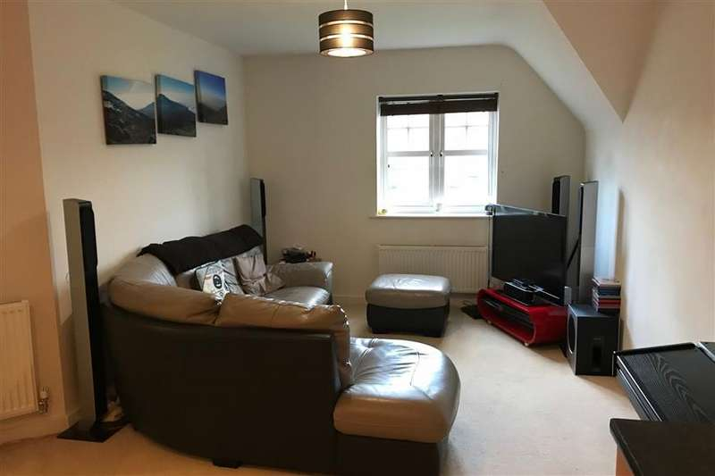 2 Bedrooms Apartment Flat for sale in Frenchlands Gate, Surrey, Surrey