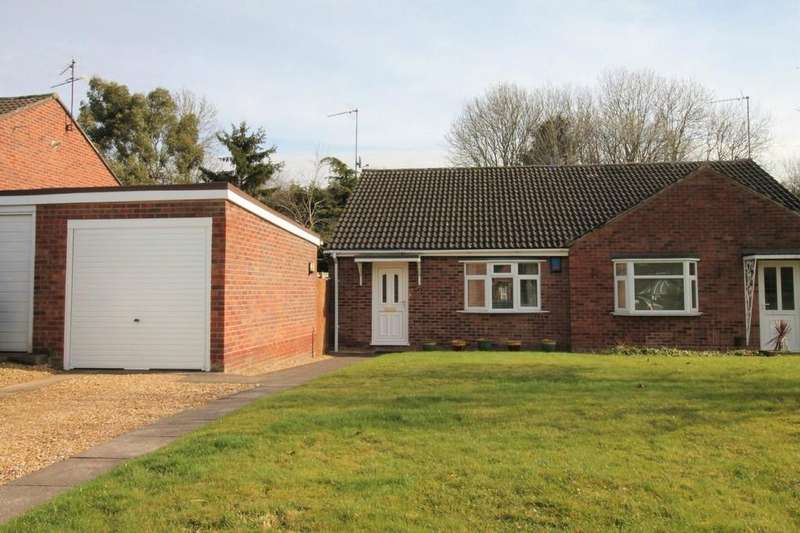 2 Bedrooms Semi Detached Bungalow for sale in Launde Park, Little Bowden