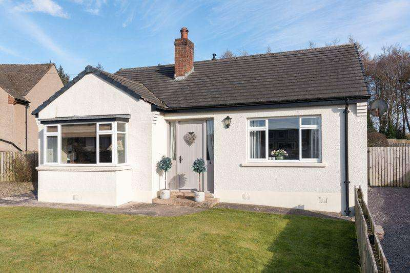 2 Bedrooms Detached Bungalow for sale in 4 Horsley Terrace, Penrith