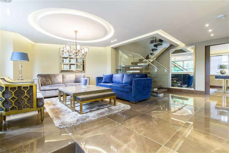 3 Bedrooms Terraced House for sale in Porchester Place, London, London